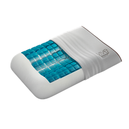 Luxury Thick Gel Pillow With Memory Foam Vive Deluxe By